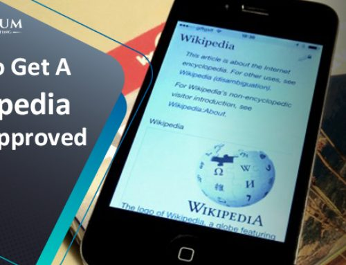 How to Get a Wikipedia Page Approved